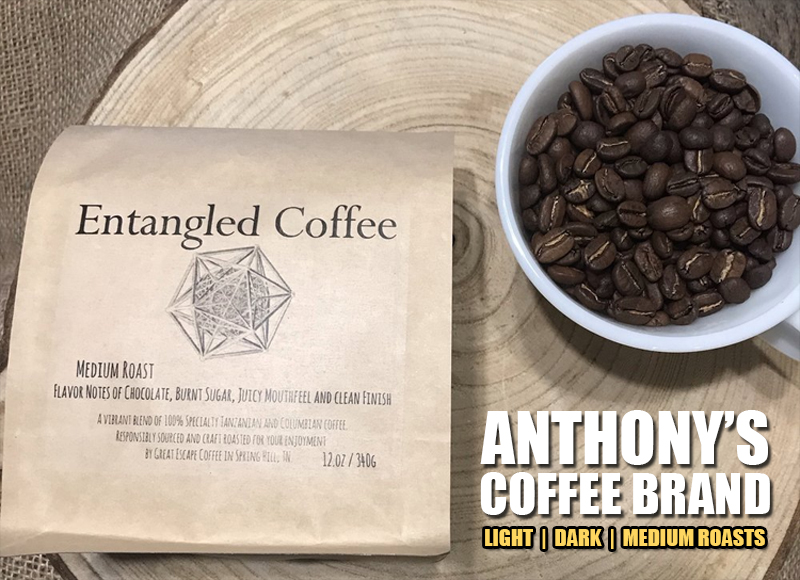 'Entangled' Coffee